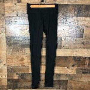 Victoria's Secret black leggings